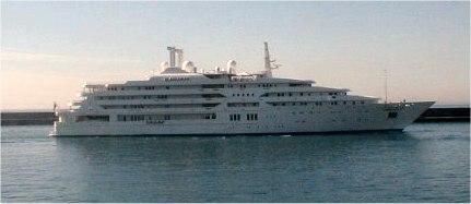 Al Salamah, Al Salamah Yacht, Al Salamah Boat