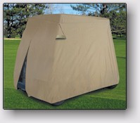 Deluxe Golf Cart Cover, Golf Car Storage Cover, Club Car Storage Cover