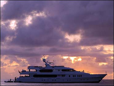 Privacy Yacht, Christensen Yachts, Tiger Woods Yacht