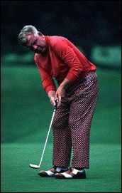 Moe Norman, Natural Golf, Natural Golf Swing