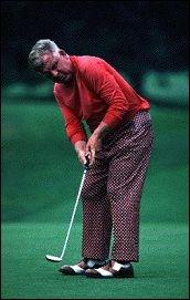 Moe Norman, Natural Golf, Natural Golf Swing