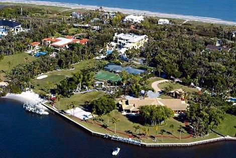 Tiger Woods House, Tiger Woods Jupiter Island, Jupiter Island house