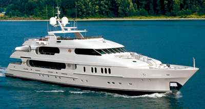 Tiger Woods boat, Privacy yacht, Tiger Woods Yacht